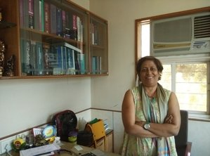 Dr Usha Pratap - Lullanagar, Pune